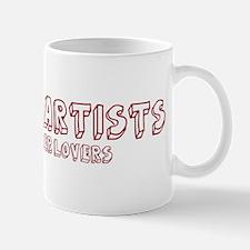 Tattoo Artists make better lo Mug