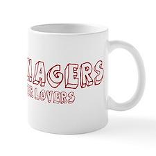 Risk Managers make better lov Small Mug