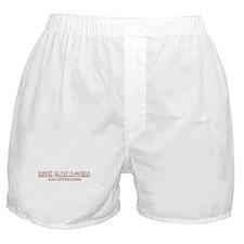 Risk Managers make better lov Boxer Shorts