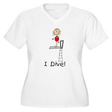 Girl I Dive T-Shirt