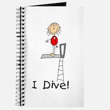 Girl I Dive Journal