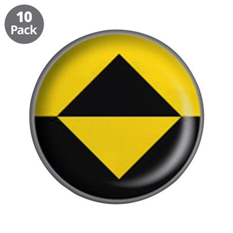"""ReBoot Icon 3.5"""" Button (10 pack)"""