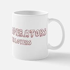 Telephone Operators make bett Mug