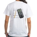 Your Calculator Can't Help White T-Shirt