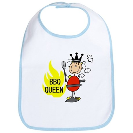 BBQ Queen Bib