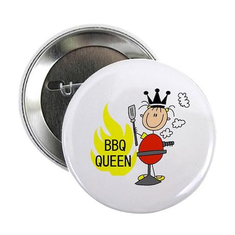 """BBQ Queen 2.25"""" Button (10 pack)"""