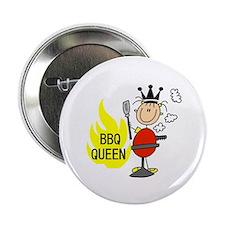 """BBQ Queen 2.25"""" Button (100 pack)"""