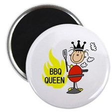 BBQ Queen Magnet