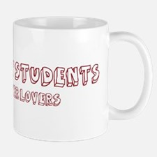 Optometry Students make bette Mug