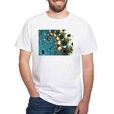 """""""Distant Lands"""" Fractal Art Shirt"""