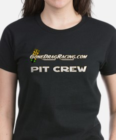 Pit Crew Simple Logo Tee