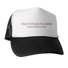 Peace Studies Teachers make b Trucker Hat