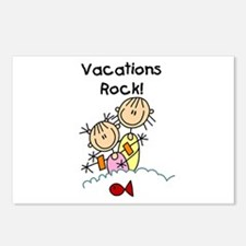Vacations Rock Postcards (Package of 8)