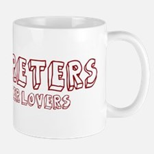 Interpreters make better love Mug