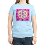 Women's Light T-Shirt Flake and Filligree