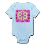 Infant Bodysuit Flake Filligree