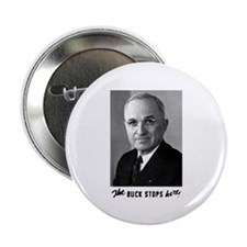 """The Buck Stops Here! 2.25"""" Button (10 pack)"""