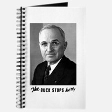 The Buck Stops Here! Journal
