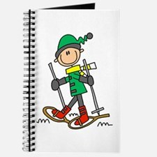 Winter Snowshoeing Journal