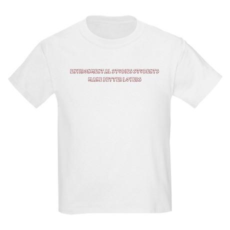 Environmental Studies Student Kids Light T-Shirt
