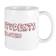 Forensics Students make bette Mug