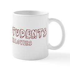 English Students make better Mug