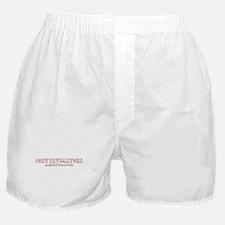 Cost Estimators make better l Boxer Shorts