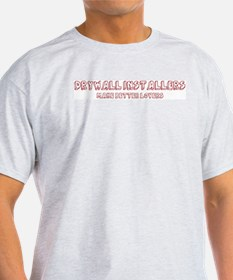 Drywall Installers make bette T-Shirt