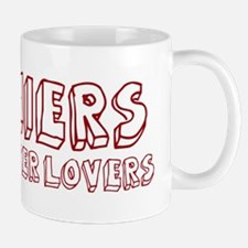 Cashiers make better lovers Mug