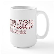 Coast Guard make better lover Mug