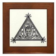 Church Logo Framed Tile