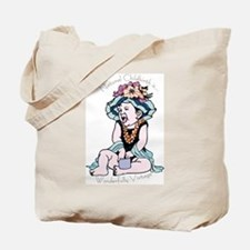 Wonderfully Vintage Tote Bag