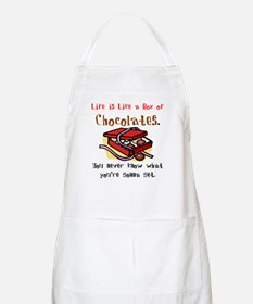 Life is a Box of Chocolates BBQ Apron