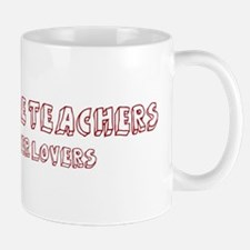 Agriculture Teachers make bet Mug