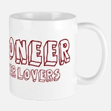 Auctioneer make better lovers Small Small Mug