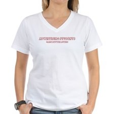 Advertising Students make bet Shirt