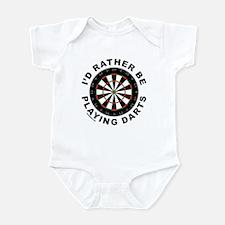 DARTBOARD/DARTS Infant Bodysuit