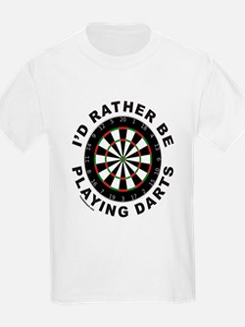 DARTBOARD/DARTS T-Shirt