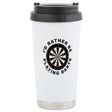 DARTBOARD/DARTS Travel Mug