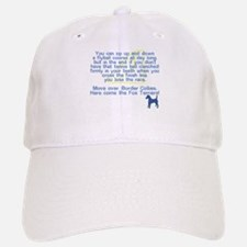 Move Over Flyball Smooth Fox Terrier Hat