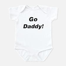 Go Daddy! Infant Bodysuit