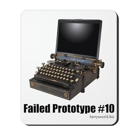 Prototype #10 Mousepad