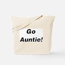 Go Auntie! Tote Bag
