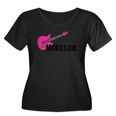 Guitar - McKenzie - Pink T