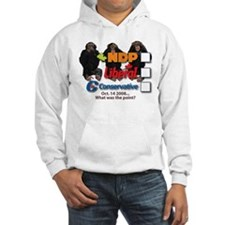 No Point Jumper Hoody