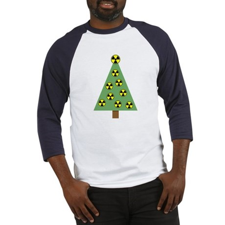 Nuclear Ornaments Baseball Jersey