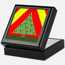 Nuclear Ornaments Keepsake Box