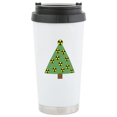 Nuclear Ornaments Stainless Steel Travel Mug