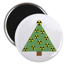 Nuclear Ornaments Magnet
