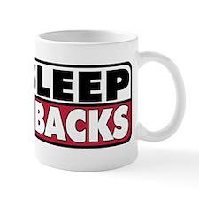 Eat Sleep Razorbacks Small Mug